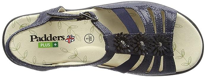69e11fb8e Padders Plus Women s Sunrise Open Toe Sandals  Amazon.co.uk  Shoes   Bags