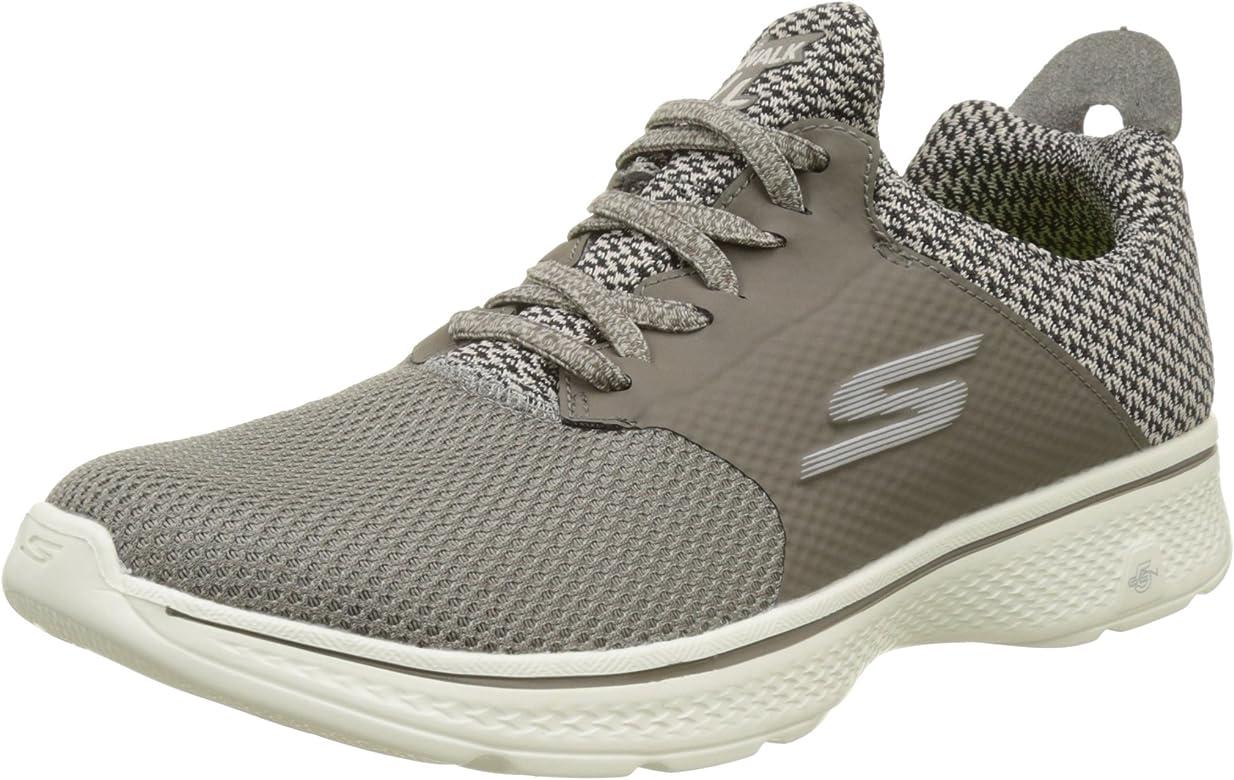 Skechers Go Walk 4-Instinct, Zapatillas de Entrenamiento para ...
