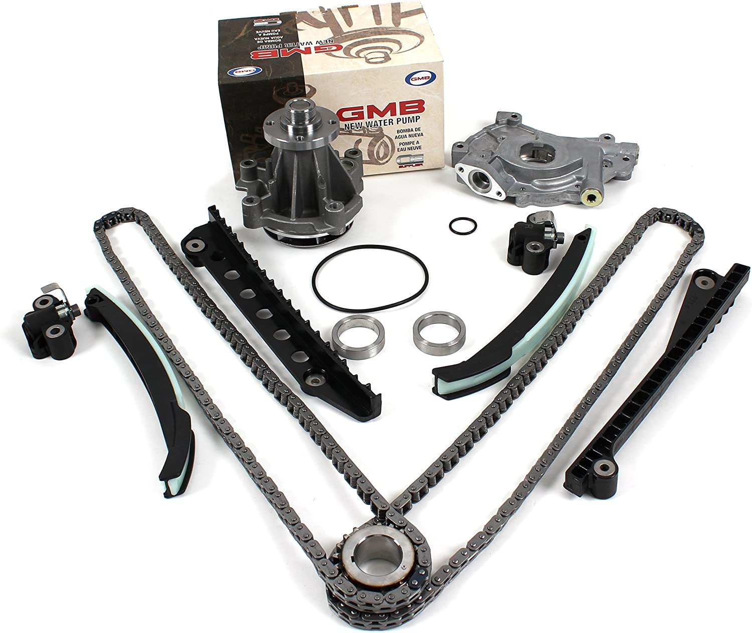 Ford 5.4 F150 F250 Expedition Navigator 3V Upgraded Chain Guides Tensioners