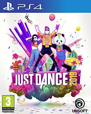 Just Dance 2019 (PS4): Playstation 4: Amazon in: Video Games
