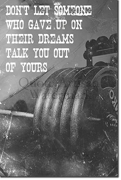 Amazon com: Bodybuilding Motivational Poster 07