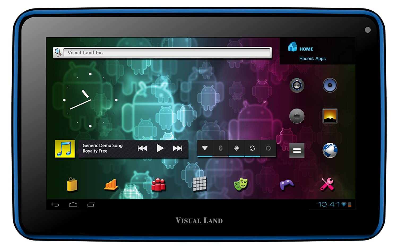 amazon com visual land prestige 7 7 android tablet with 8gb rh amazon com Visual Land Prestige 7L Visual Land Prestige 7 Cover
