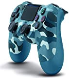 DualShock 4 Wireless Controller for PlayStation 4 - Blue Camouflage