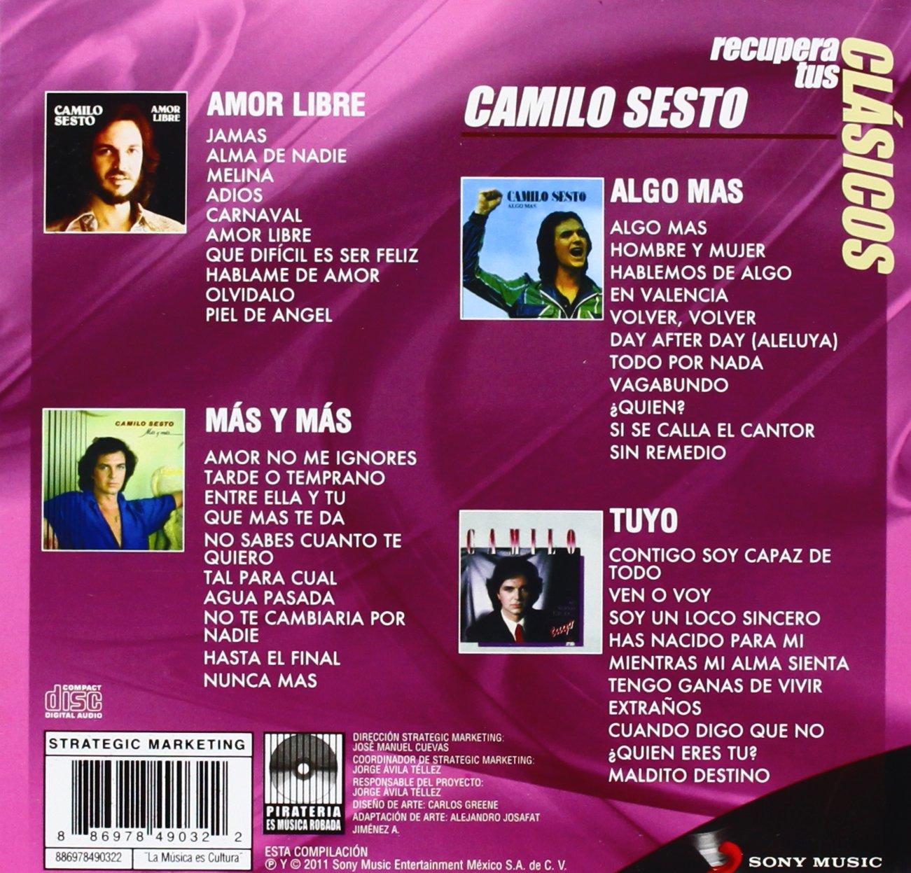 Recupera Tus Clasicos by Sony Music