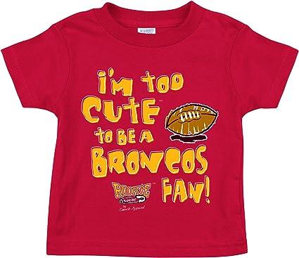 cute broncos shirts