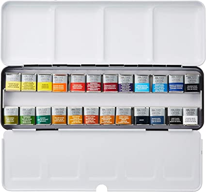 Winsor /& Newton Professional Water Colour Stick Tin Only
