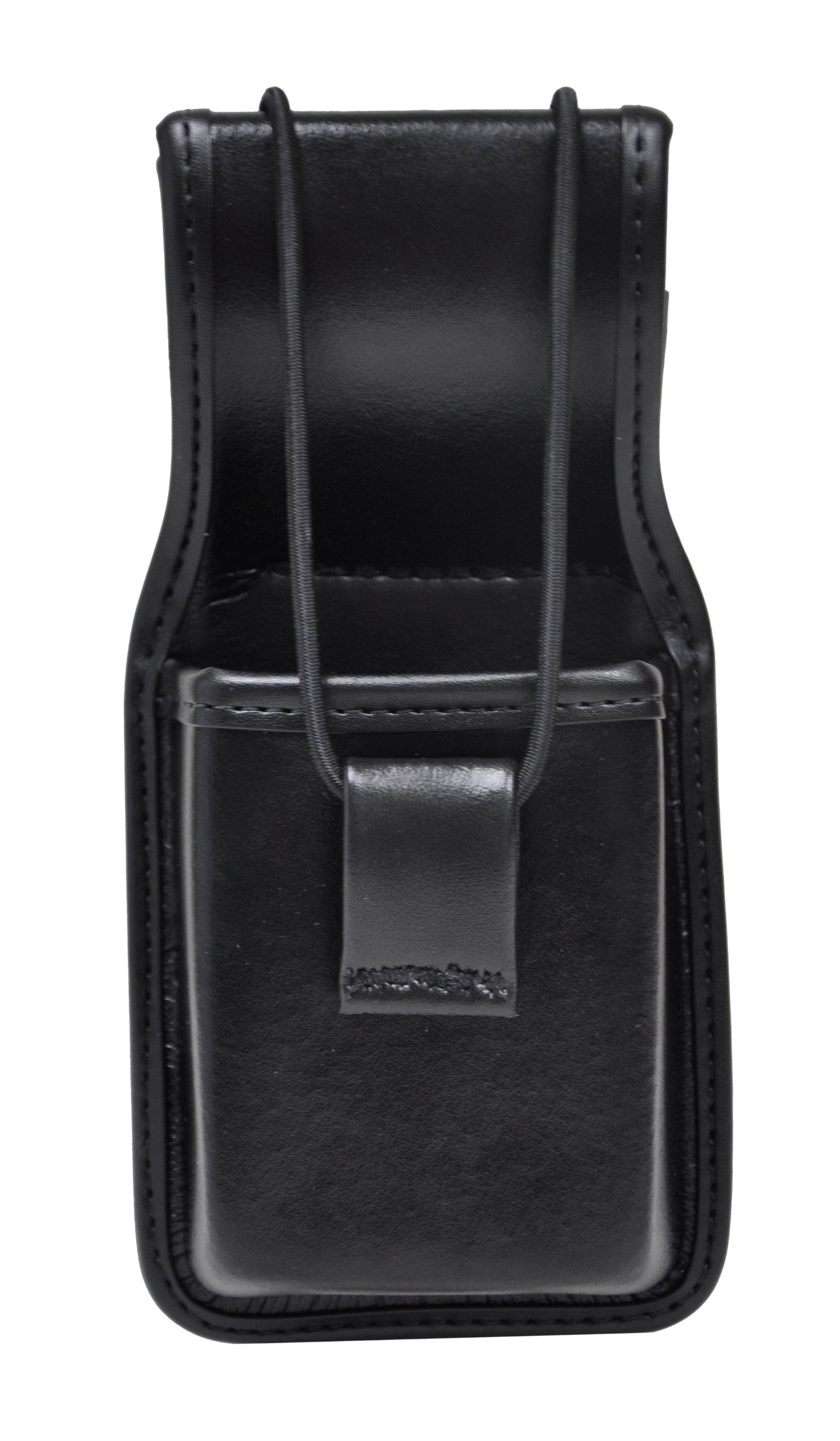 Bianchi AccuMold Elite 7914S Universal Radio Holder with Swivel (Plain Black)