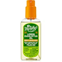 Murphy's Naturals Lemon Eucalyptus Oil Insect Repellent Spray | DEET Free | Plant Based, All Natural Ingredients…