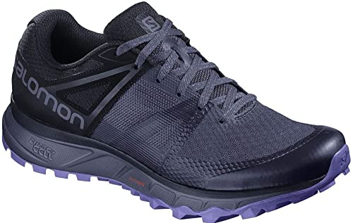 Salomon Damen Sense Escape W Traillaufschuhe, Blau (Crown