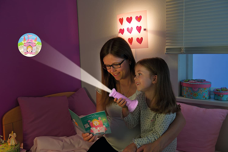 Haba Lampes de Poche projecteur Princesse Lilu