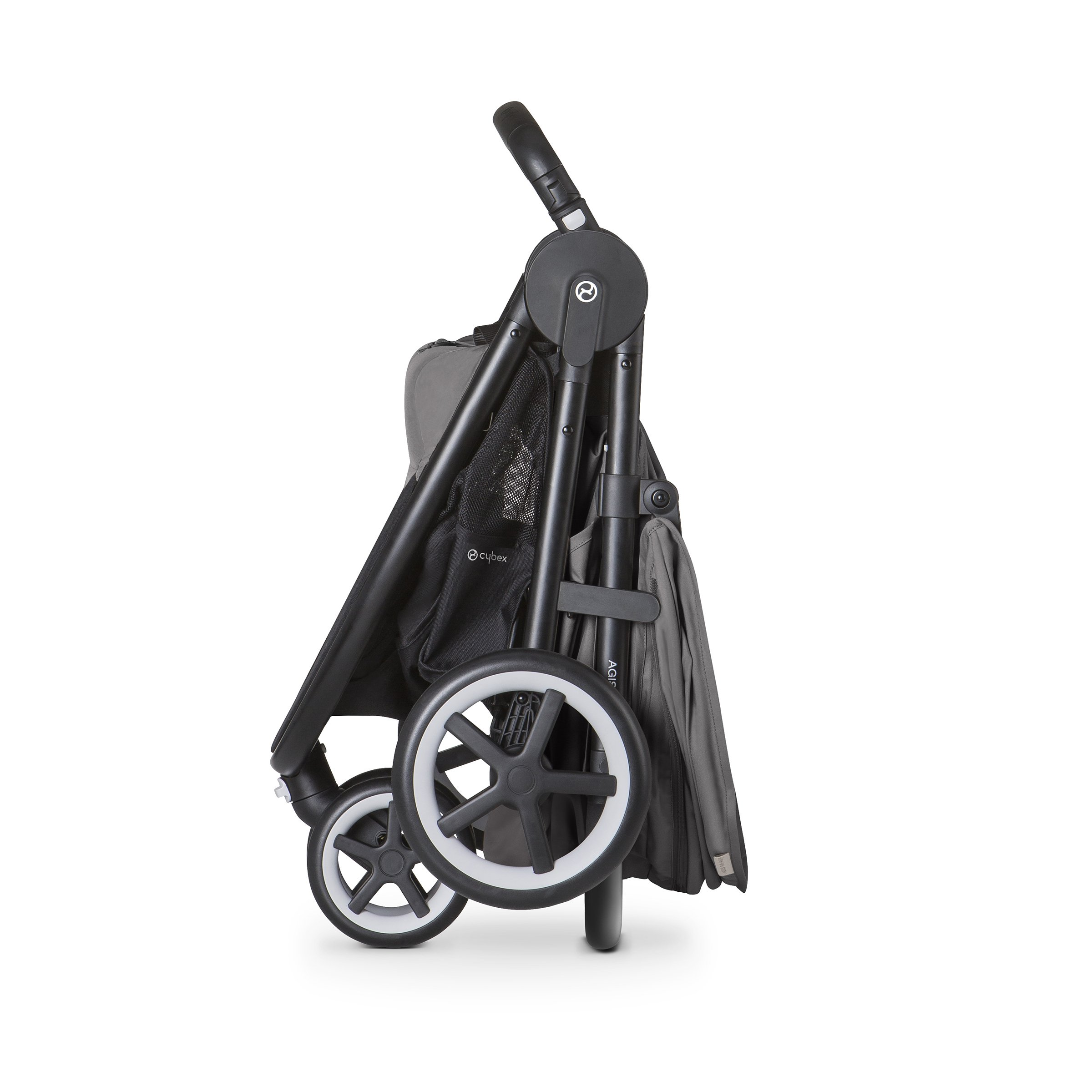 Cybex Agis M-Air 3/Aton/Aton Base Travel System, Moon Dust by Cybex (Image #3)
