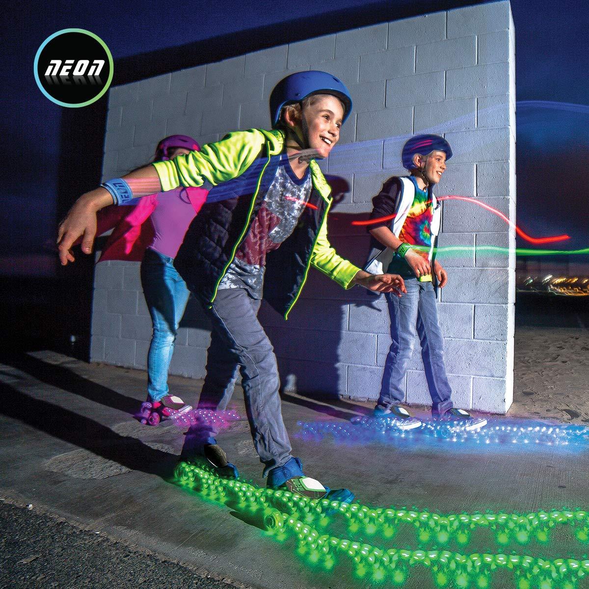 Flashing Heel Wheels Clip on Skates