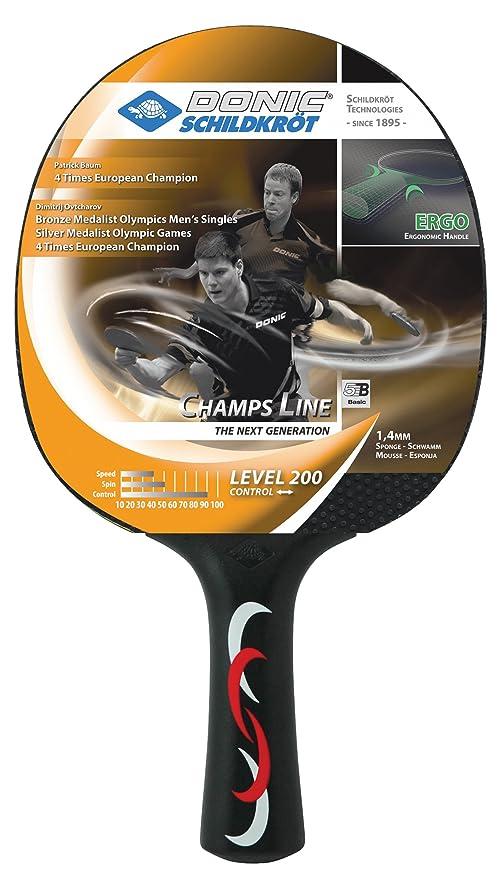 Donic Schildkrot Champs Line 300 Table Tennis Bat