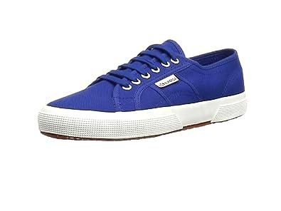 Superga , Baskets pour homme bleu azul - azul marino