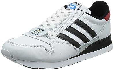 brand new 7820c 3107b adidas Mens Originals Mens NIGO ZX 500 OG Trainers in White - UK 10.5