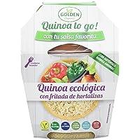 Golden Organic Quinoa Cocida con Salsa Fritada Ecológico