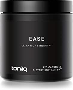 Ease Ultra High Strength Hangover Cure and Prevention Pills - 120 Capsules - 50x Super Concentrated Extract with DHM - The Strongest Anti Hangover Prevention Pills Available