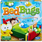 Bed Bugs - Critter Catchin Fun - 2 to 3 Players - Kids Board Games & Toys  Ages 4+