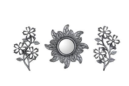 Amazon Com All American Collection New 3 Piece Decorative Mirror