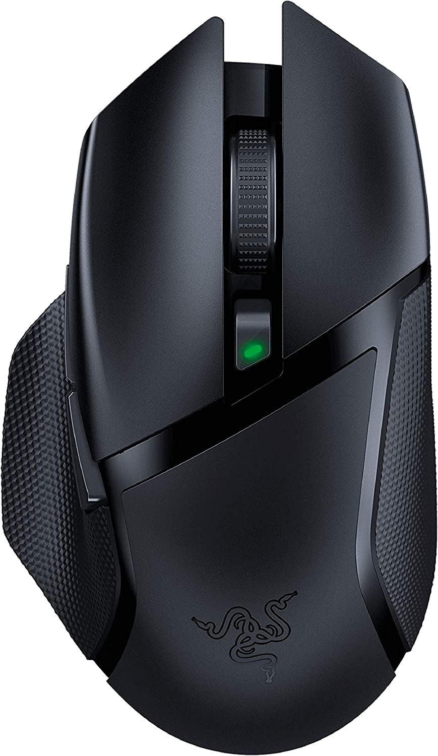 Razer Basilisk X HyperSpeed Wireless Gaming Mouse: Bluetooth & Wireless Compatible - 16K DPI Optical Sensor - 6 Programmable Buttons - 450 Hr Battery - Classic Black