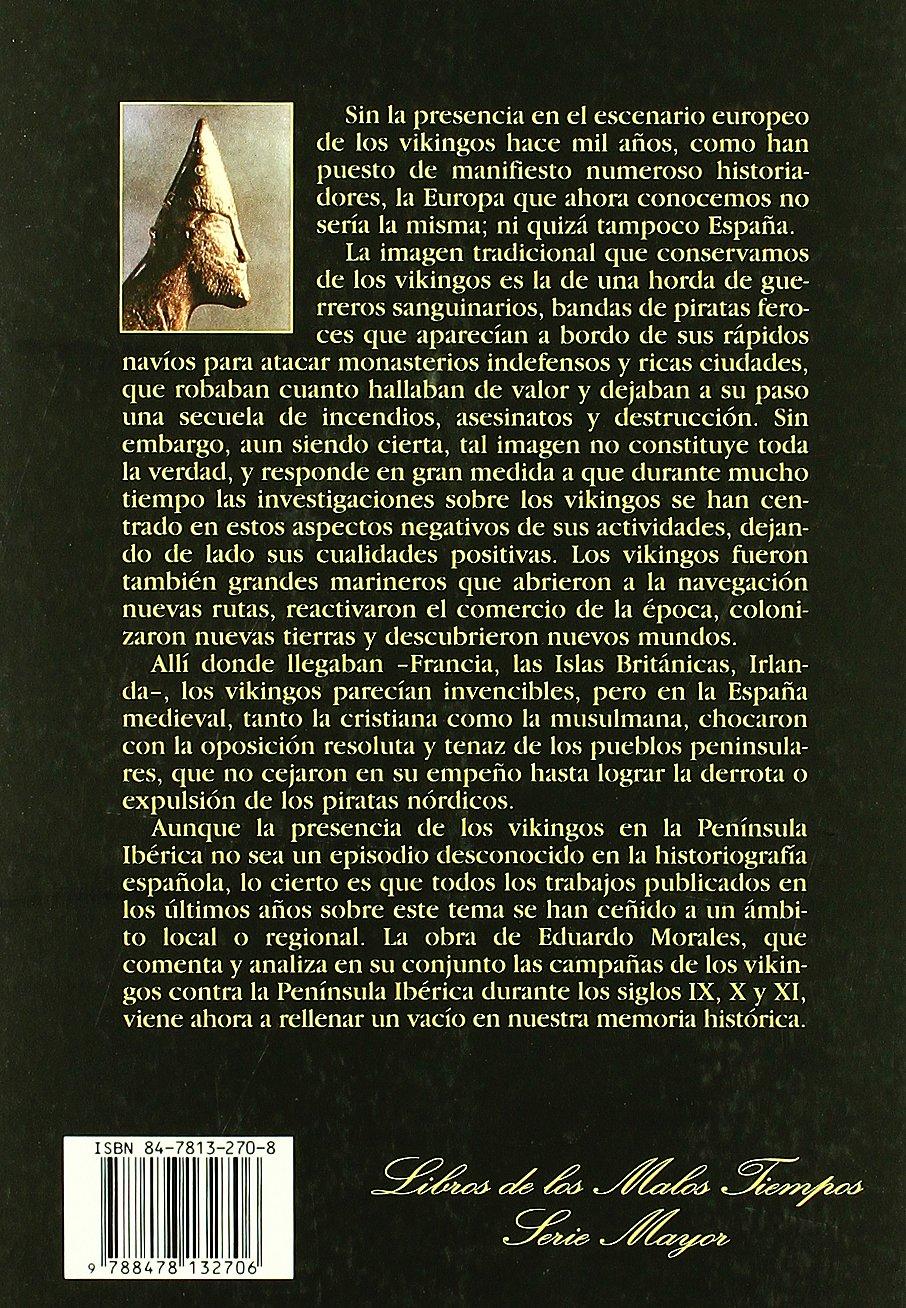 Historia de los vikingos en España Libros de los Malos Tiempos ...