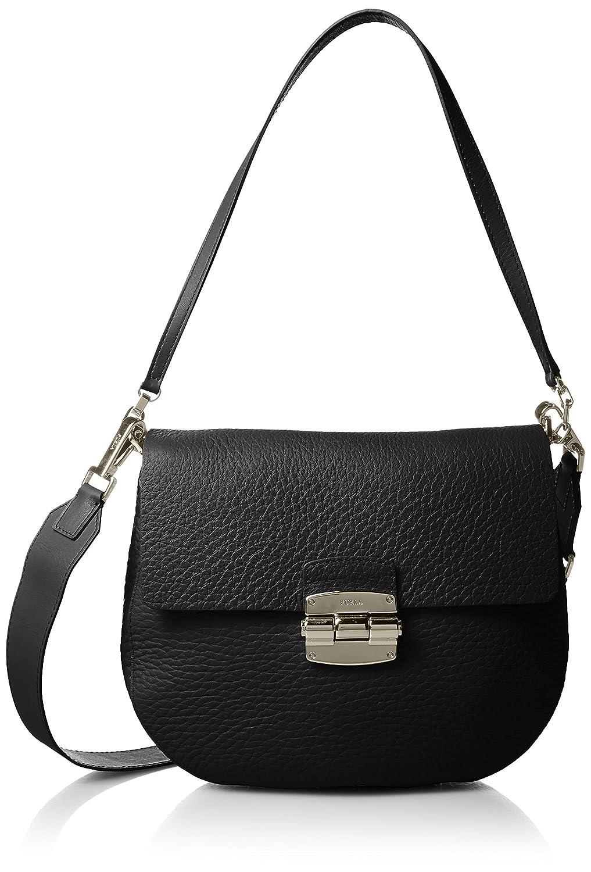 3067452ef71e Furla Women s Club Crossbody Bag Leather Cross Body Bag - Onyx  Furla   Amazon.ca  Sports   Outdoors