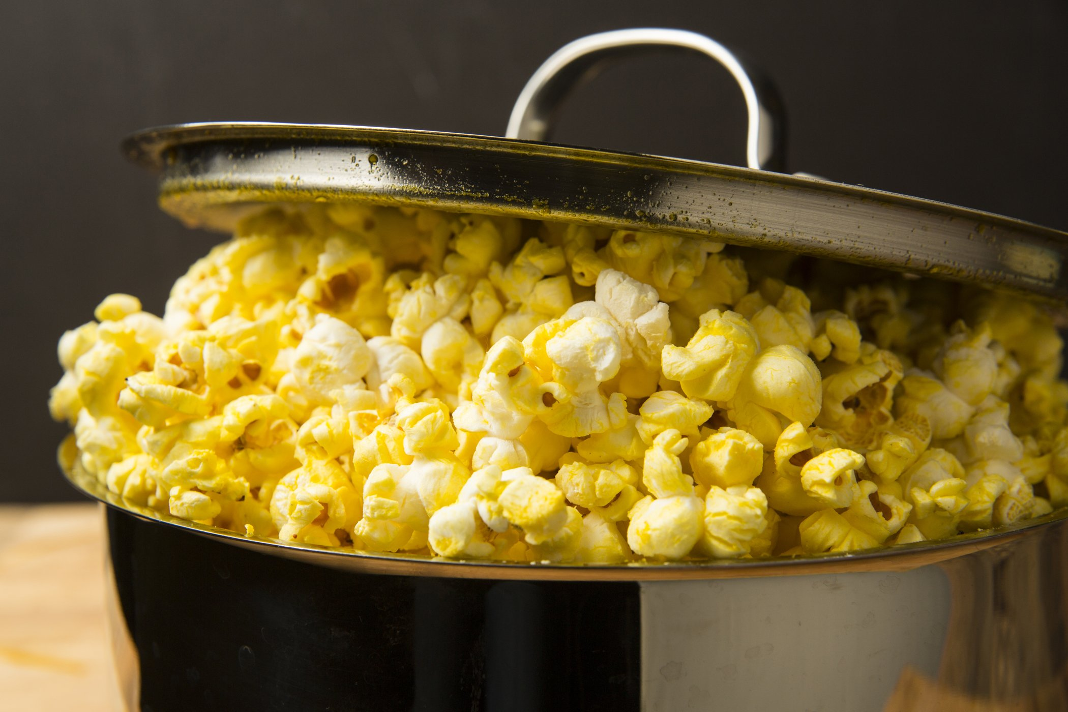 Franklin's Organic Popping Corn (7 lbs). Make Movie Theater Popcorn at Home. by Franklin's Gourmet Popcorn (Image #6)