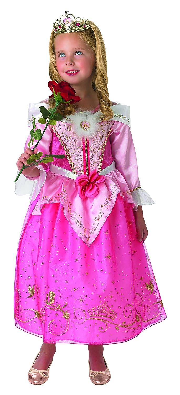 Rubies Bella Durmiente, vestido para niñas de 8 a 10 años (888837-L): Amazon.es: Juguetes y juegos