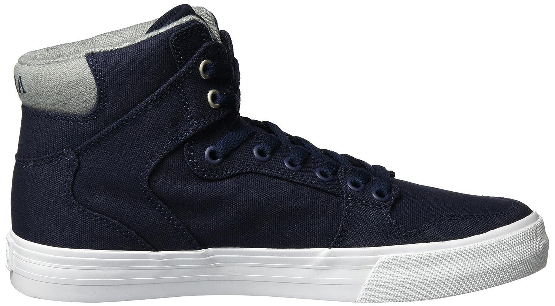 Supra Navy Sneaker Vaider LC Sneaker Navy  Bílé  plátno 463fb4a ... 73a2afe2f9