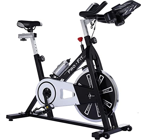 IQI FITNESS - Bicicleta de Entrenamiento Spinning: Amazon.es ...