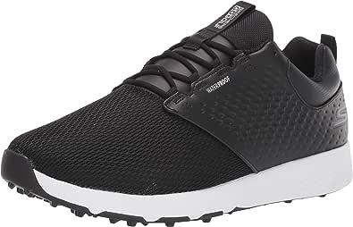 Skechers Men's Elite 4 Prestige Relaxed Fit Waterproof Golf Shoe
