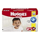 Amazon Price History for:Huggies Snug & Dry Diapers, Size 6, 140 Count (One Month Supply)