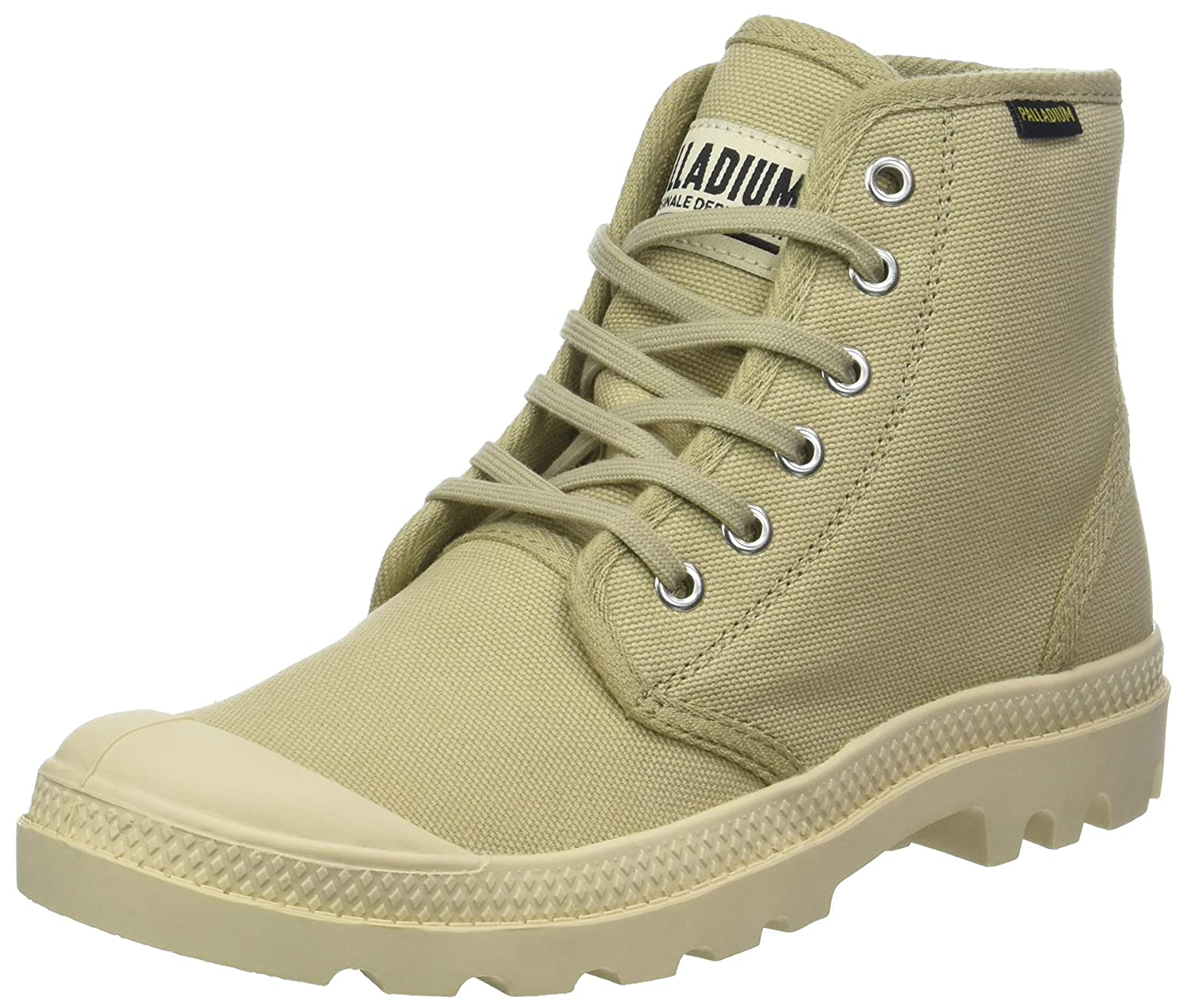 Palladium Pampa Hi Originale, Bottes Hi et B006DU3WOM Bottines Souples (Sahara/écru Mixte Adulte Beige (Sahara/écru F90) 8a7d816 - deadsea.space