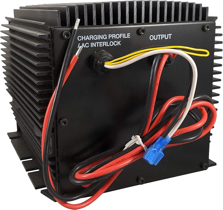 Amazon Com New Genie Skyjack Jlg Scissor Lift Battery Charger 24 Volt Hb600 105739 161827 128537 96211 Home Improvement