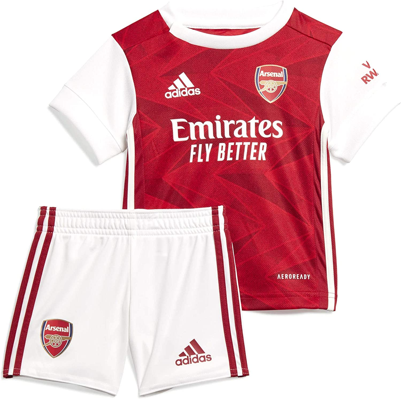 adidas 2020-2021 Arsenal Home Baby Kit