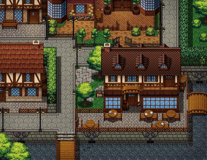 RPG Maker VX Ace DLC - Pixel Myth Germania [Download