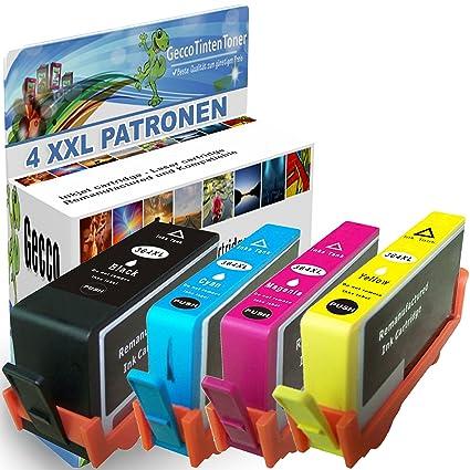 spetan compatible para HP 364 X L HP 364 XL Cartuchos de Tinta con ...