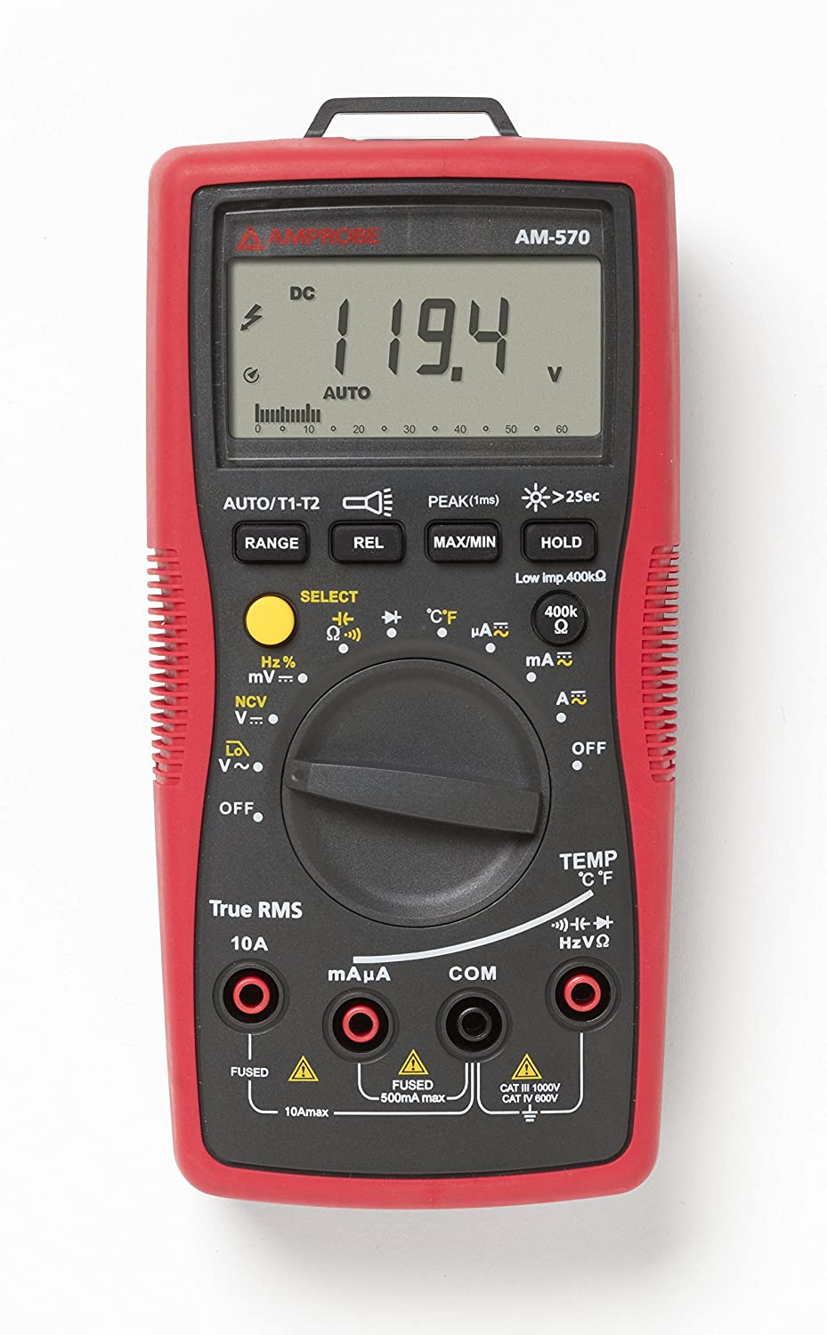 Amprobe AM-570 with True-RMS