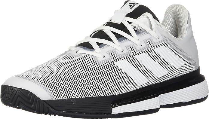 adidas Men's Solematch Bounce Tennis Shoe