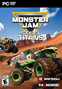 Monster Jam Steel Titans - PC Standard Edition