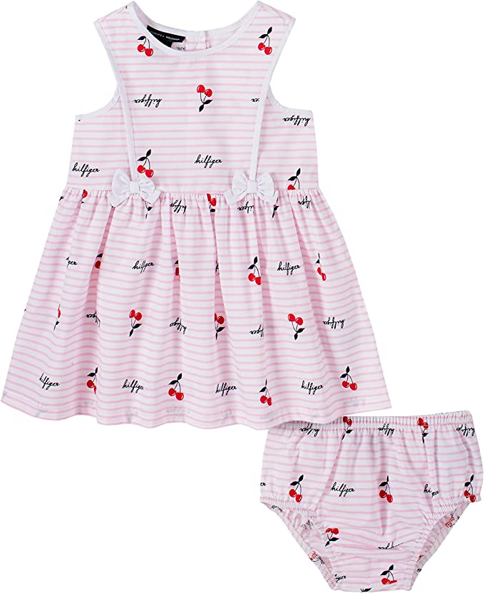 Tommy Hilfiger Girls 2 Pieces Shorts Set