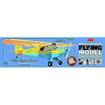 reliable Guillow's Piper Super Cub 95