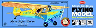 product image for Guillow's Piper Super Cub 95 Laser Cut Model Kit