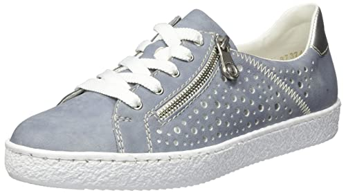 best online buy genuine shoes Rieker Damen L4828 Sneaker