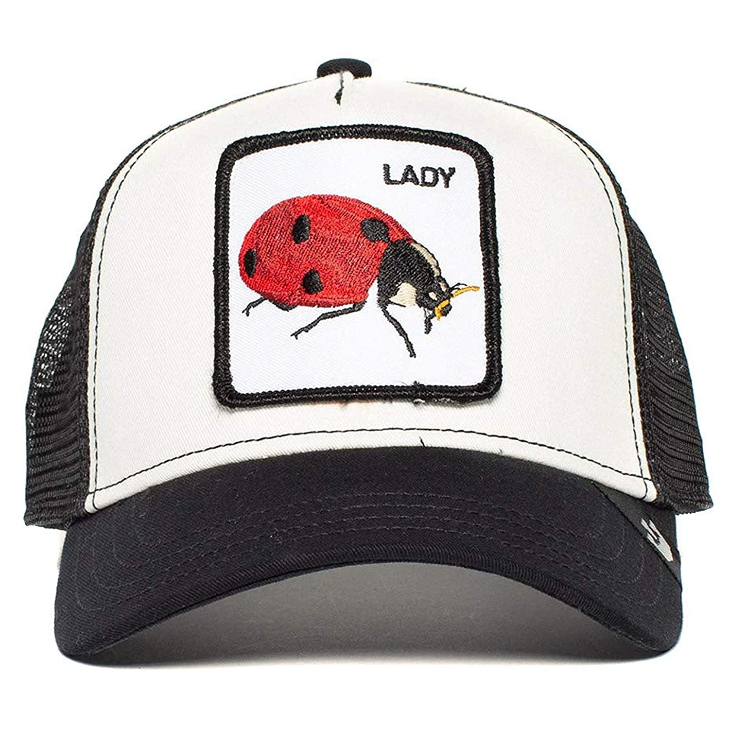 Goorin Bros Trucker cap Lady Bug