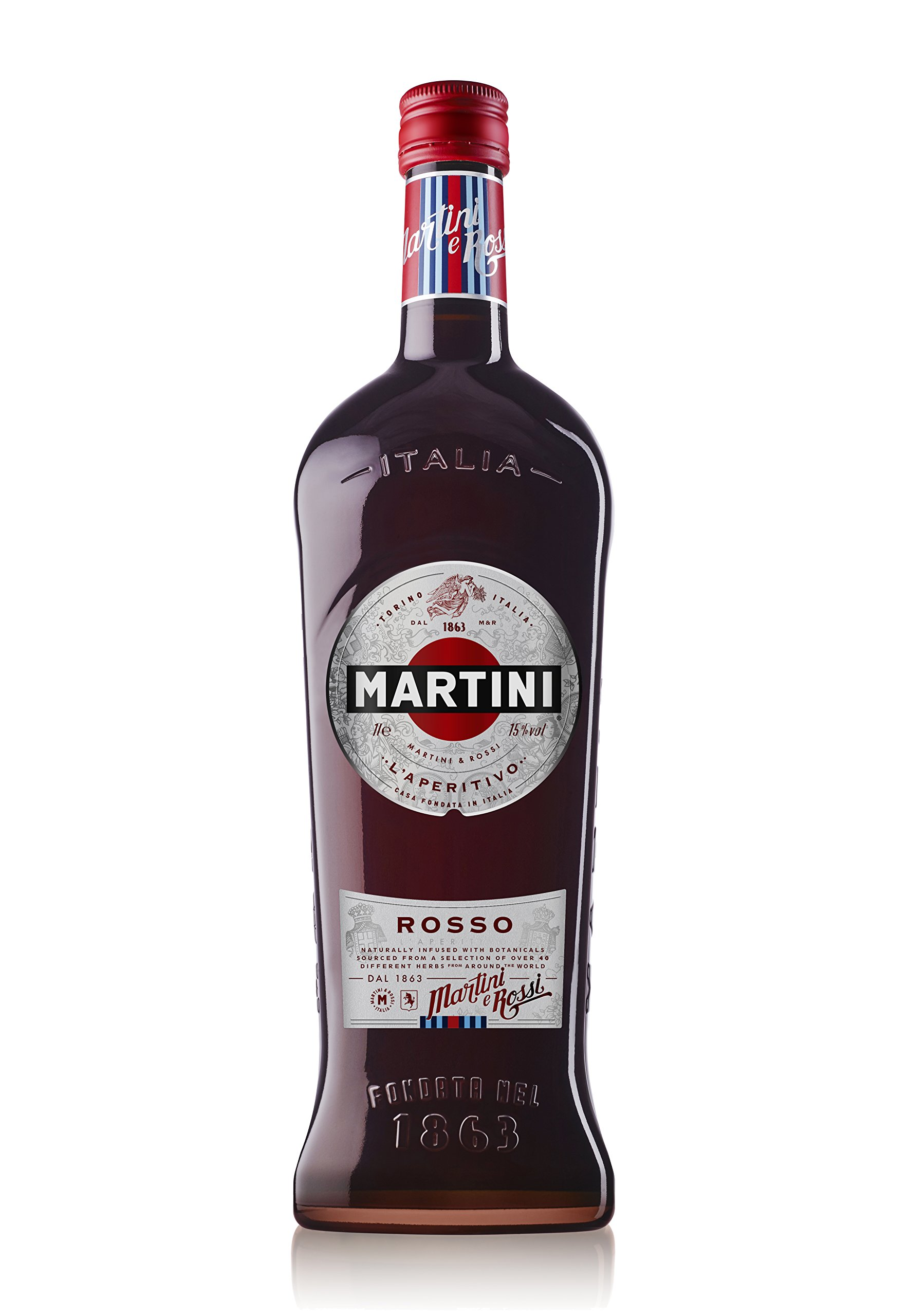 Martini Rosso Red Vermouth - Buy Online in United Arab