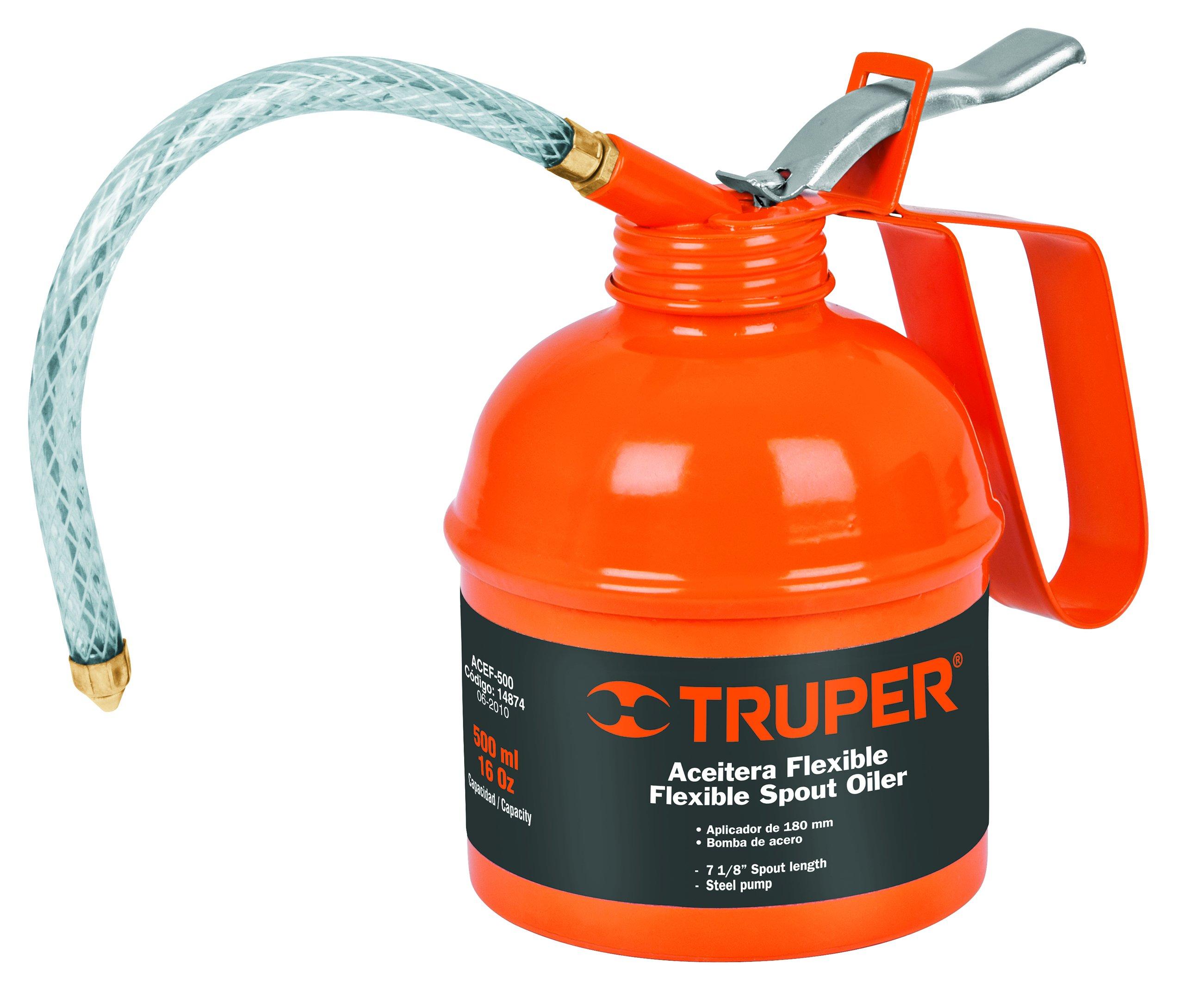 TRUPER ACEF-500 Pump Oilers 17Oz (500ml)