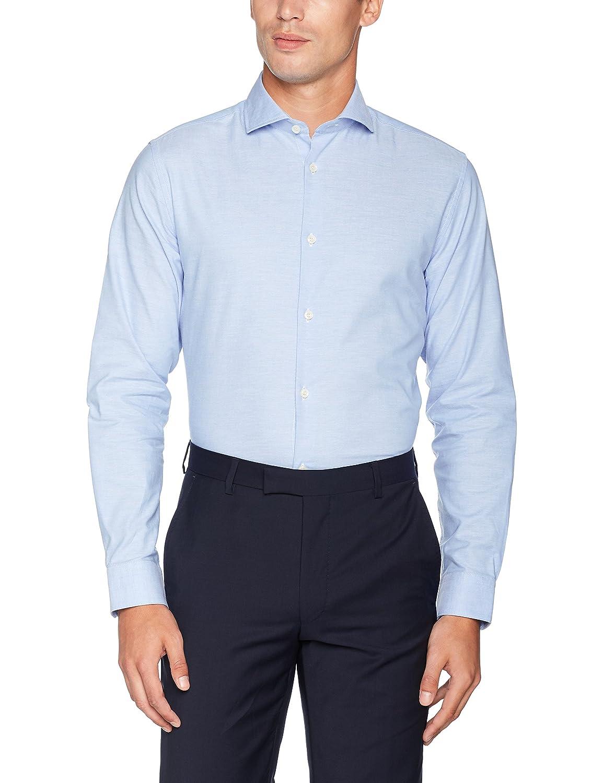 SELECTED HOMME Shdtwosel-Sun Shirt LS Noos, Camisa para Hombre