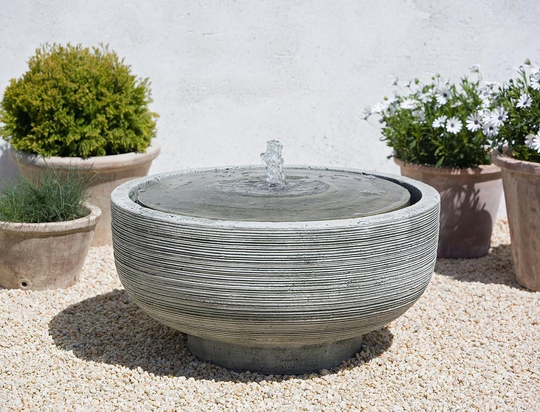 amazoncom campania international ft 102 as girona fountain alpine stone garden outdoor - Stone Garden Fountains