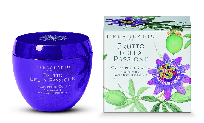 L 'erbolario frutto della passione Crema Per Il Corpo, 1er Pack (1X 200ML) L' Erbolario 026.508